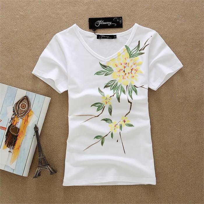 衣服彩绘1